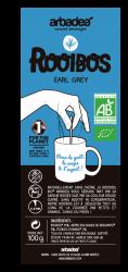 Thé rouge roibos earl grey