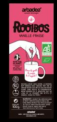 Thé rouge roibos vanille
