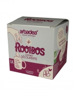 Boîte de thé rouge rooibos découverte