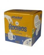 Boîte de thé rouge rooibos gourmand